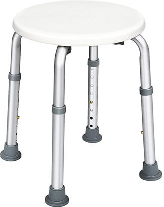 JCMASTER for Disabled Round Stool Bath