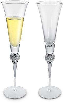 KOVOT Champagne Toasting Flutes