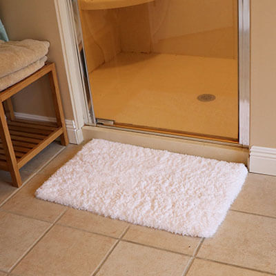 K-Mat Bathroom Rug Anti Slip Bath Mat
