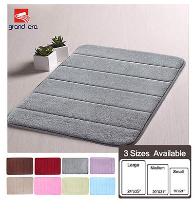 Grand Era Super Soft Non-Slip Bath Mat