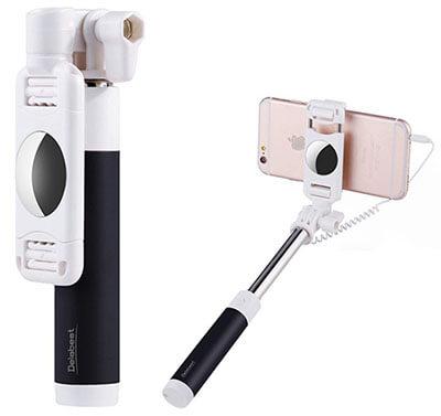 Delabest Compact Selfie Stick