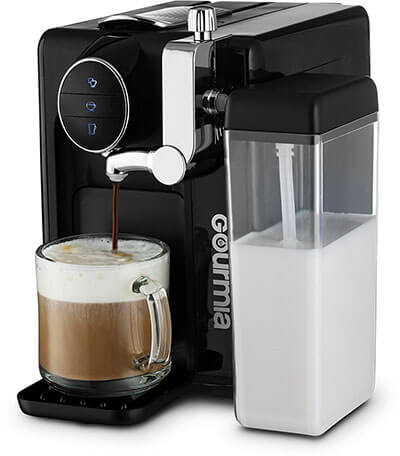 Gourmia GCM6500 Automatic Coffee Capsule Machine