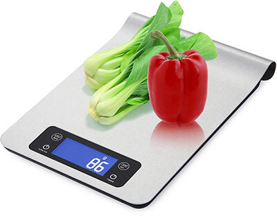 WAOAW Digital Food Scale