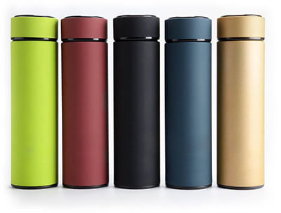 GreenQ BPA-Free Stainless Water Bottle