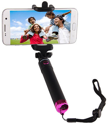 Kungfuren Bluetooth Selfie Stick