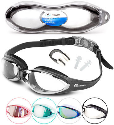 i-Swim Pro Swimming Goggles