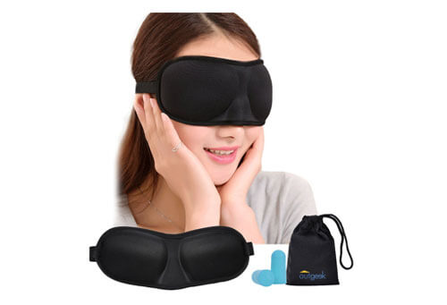 Top 20 Best Sleep Masks in 2019 Review