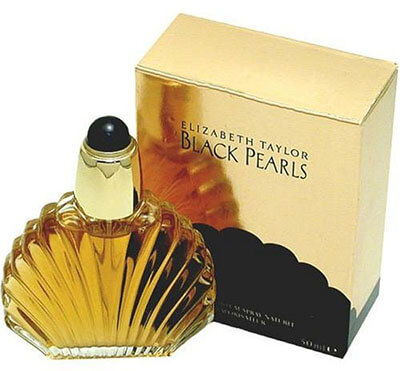 Elizabeth Taylor Black Pearls Perfume for Women
