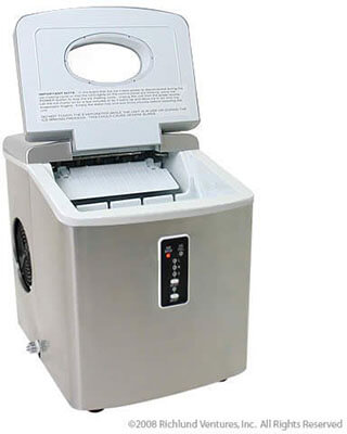 Edgestar IP210SS1 Portable Ice Machine