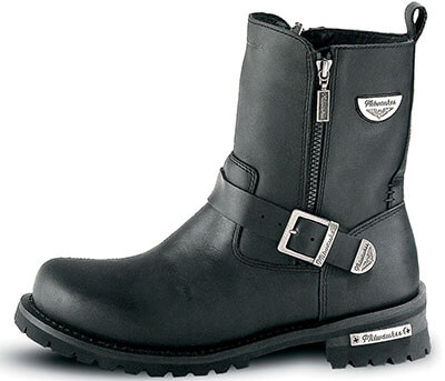 Milwaukee Motorcycle Clothing Company Afterburner Boots