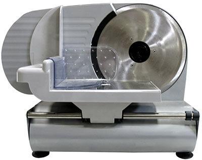 Weston 9-Inch Food Slicer, Anodized Aluminum