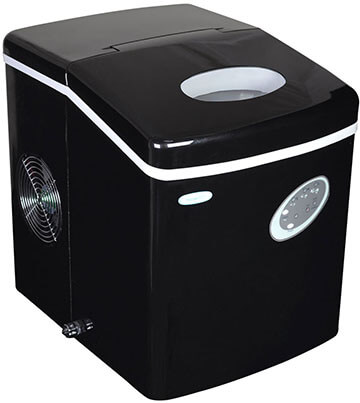 NewAir Al-100BK Portable Ice Maker