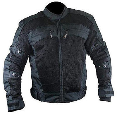 Xelement CF380 Armored Mesh Jacket