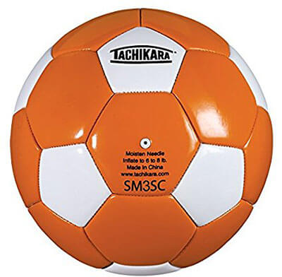 Tachikara Dual-Colored Soccer Ball