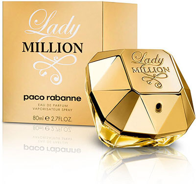 Paco Rabanne Lady Million Lady Perfume