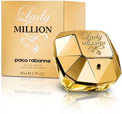 Paco Rabanne Lady Million Lady Perfume