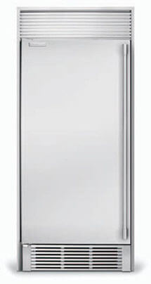 Electrolux Icon E32AF75JPS Professional Stainless Steel Upright Freezer