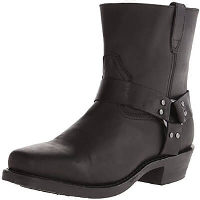 Dingo Rev Up Western Motorcycle Boot for Men