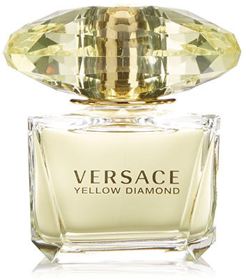 Versace Yellow Diamond 3 Ounce Eau de Toilette Spray