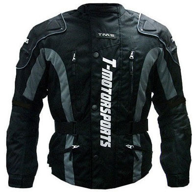 TMS Men's Enduro Armor Motorcycle Jacket