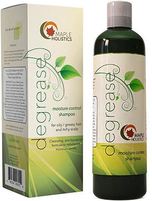 Maple Holistics Degrease Moisture Control Shampoo