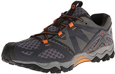 Merrell Grassbow Air Trail Running Shoes for Men