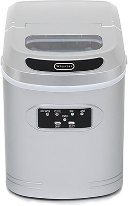 Whynter IMC-270MS 27-Pound Countertop Ice Maker