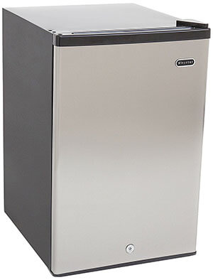 Whynter CUF-210SS Upright Freezer, Energy Star