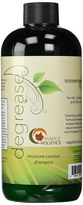 Degreaser Hair Product by Maple Holistics