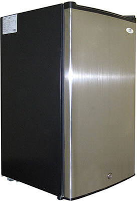 SPT UF-304SS Energy Star Upright Freezer, Stainless Steel