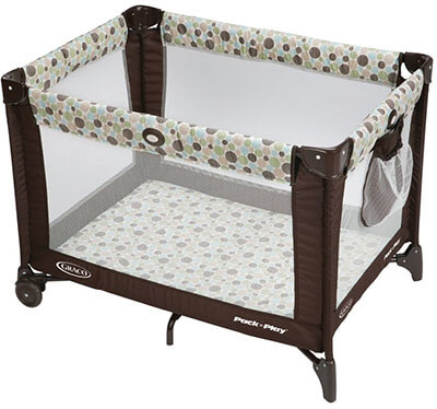 Graco Pack 'n Play Aspery Playard