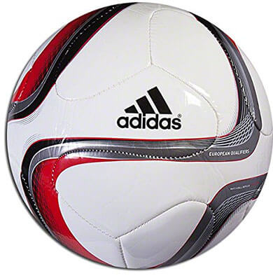 Adidas European Qualifier Soccer Ball