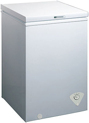 MIDEA WHS-129C1 Single Door Freezer