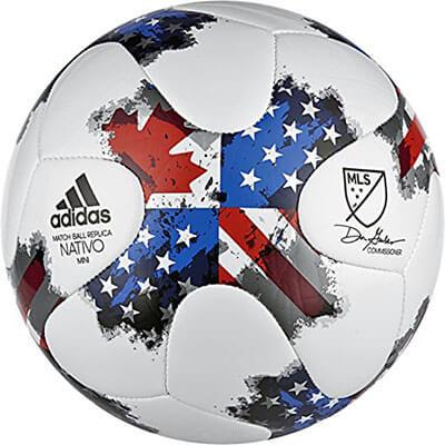 MLS Glider Adidas Soccer Ball