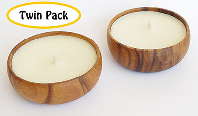 Hawaiian Candle & Bath Company Vanilla Scented Soy Candle