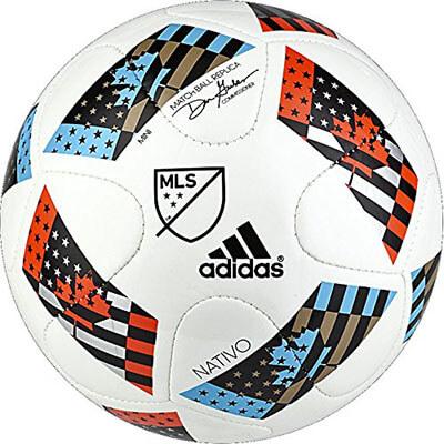 X Glider II Adidas Soccer Ball