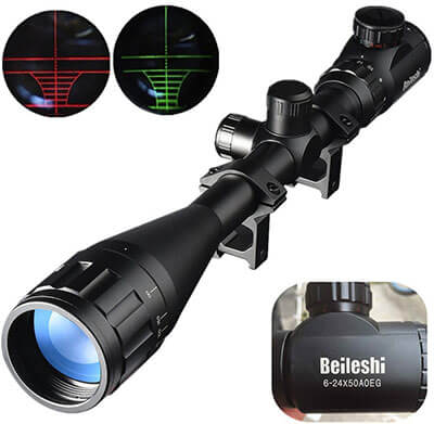 Beileshi AOEG Optics Hunting Rifle Scope