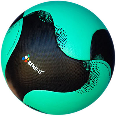 Bend-It Reverse-Curl-It Pro Soccer Ball