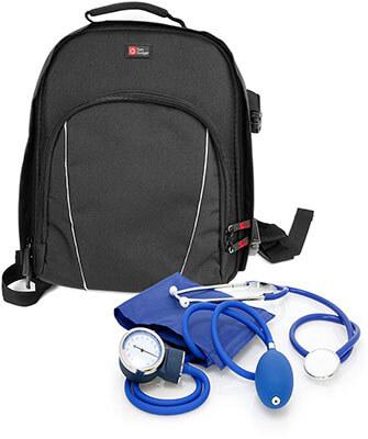DURAGADGET Nurse and Doctor Medical Kit Backpack