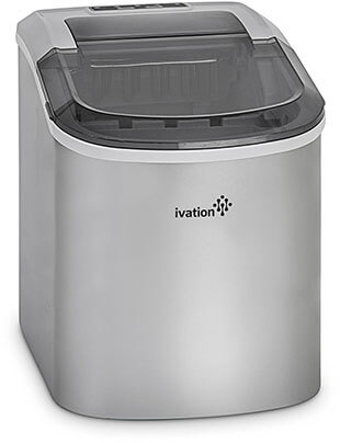 Ivation Countertop Ice Maker