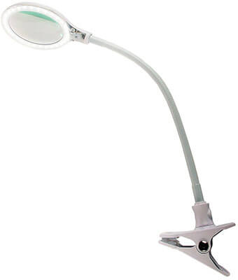 Brightech LightView SuperBright LED Magnifier Lamp