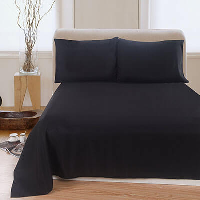 Lullabi Linen Full Bed Sheet Set