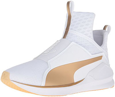 PUMA Fierce Gold Cross-Trainer Shoe for Women