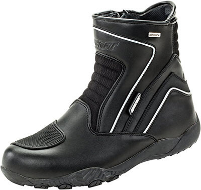 Joe Rocket Meteor FX Mid-Length LeatherMen's Motorcycle Boot