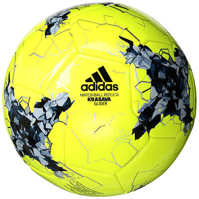 Performance Confederations Cup Glider Adidas Soccer Ball
