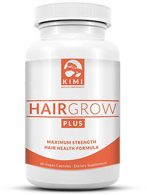KIMI Hair Grow Plus Vitamin Supplement with Biotin