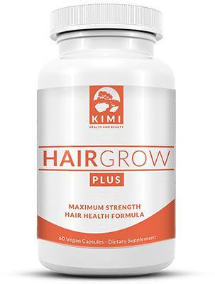 KIMI Hair Grow Plus Vitamin Supplement with Biotin