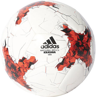 Adidas Soccer Ball Performance Confederations Cup Glider