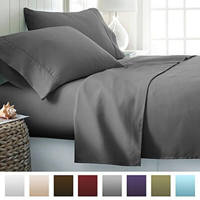 Luxe Boutique Egyptian Bed Sheet Set
