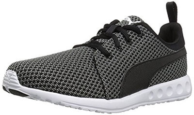 PUMA Men's Cross-Trainer Shoe - Carson Knitted